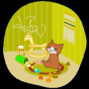 titulní fotka Hračky pro kočky